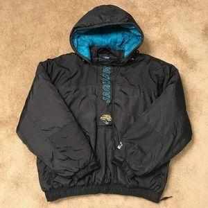 Starter 1990s Jacksonville Jaguars Pullover Jacket